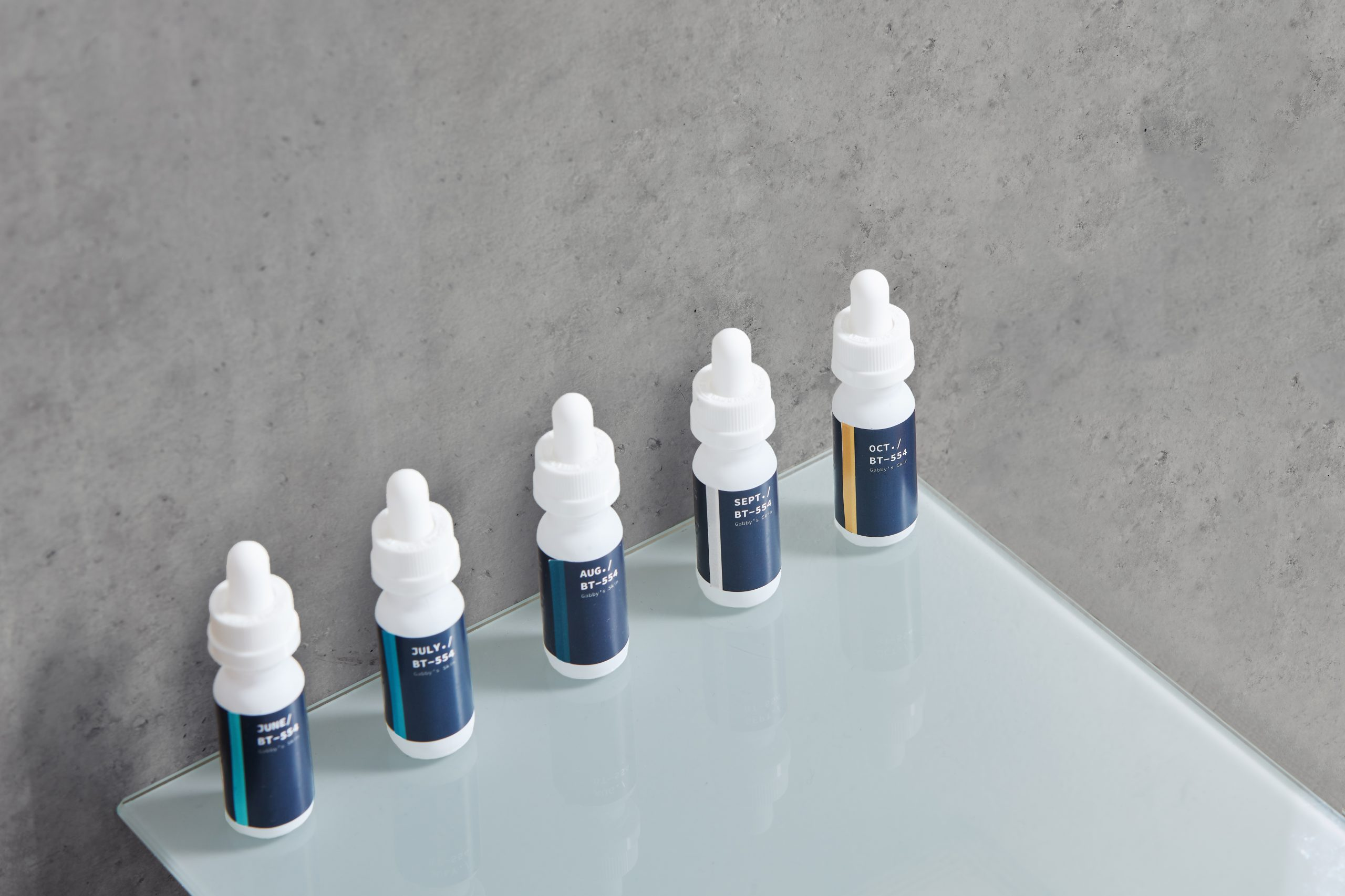 Monthly Personalized Serums